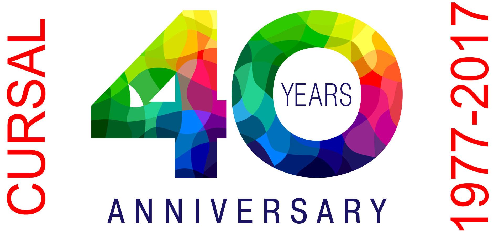 cursal-company-40-years- anniversary