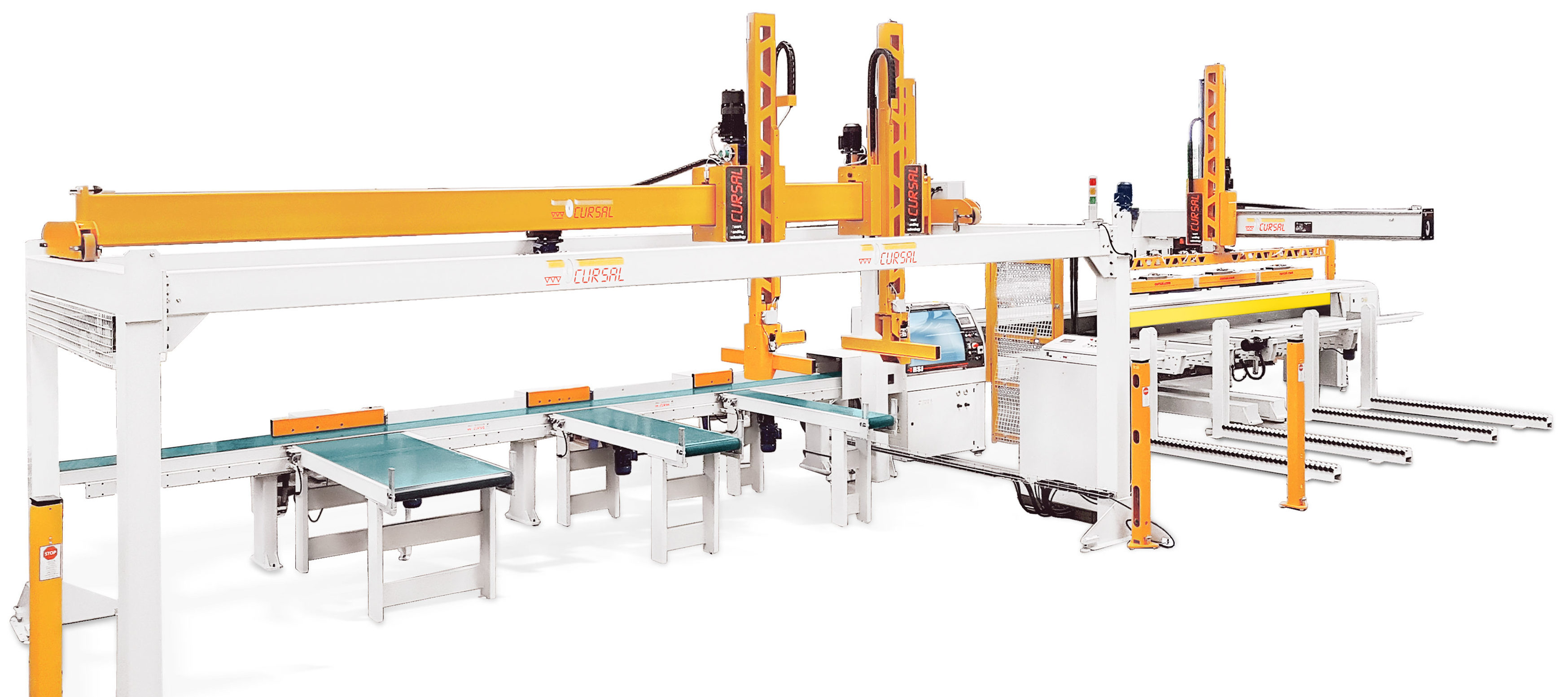 Cursal woodworking machinery