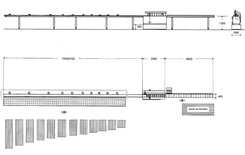 OTTIMIZZATRICE A RULLI SERIE TRVE 500 5Q ANNO 1998 - Concept 01